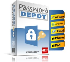 密码管理器(Password Depot Professional) v7.5.4 中文版