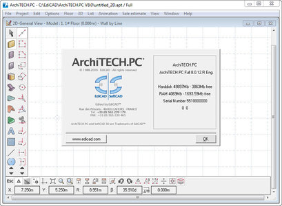 EdiCAD ArchiTech PC下载 v8.1.3免费版