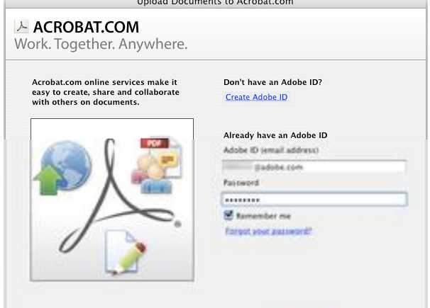 adobe acrobat for mac v8.0