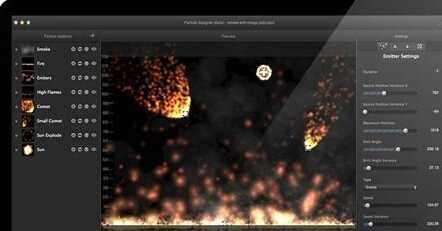 Particle Designer  For Mac v1.3.1 免费版