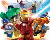 LEGO Marvel Super Heroes For Mac v1.0