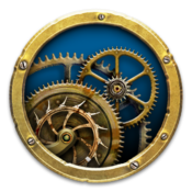 Mechanical Clock 3D For Mac(3D桌面屏保)下载 v1.3