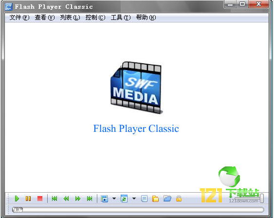 Flash Player Classic播放器下载 v4.12绿色中文版
