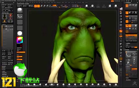 Zbrush 2018 For Mac下载